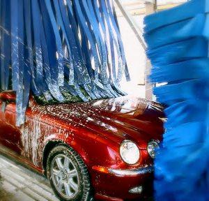 Discounted Drive-Thru Car Wash