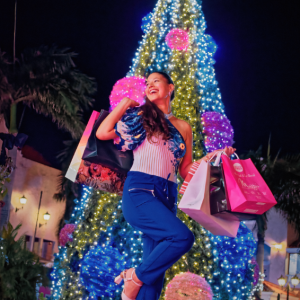 Holiday Shopping Spree Campaign