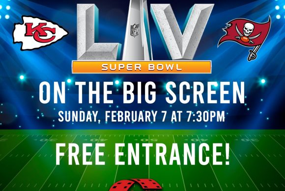 (FREE) Super Bowl streaming on big screens