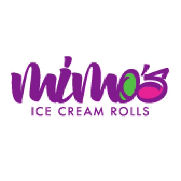 Mimo's Ice Cream Rolls