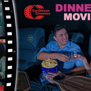 Valentine's Day Dinner & Movie Special