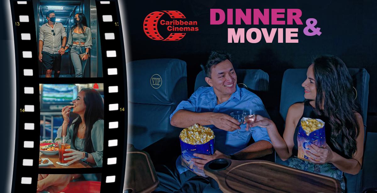 Valentine's Day Dinner & Movie Special