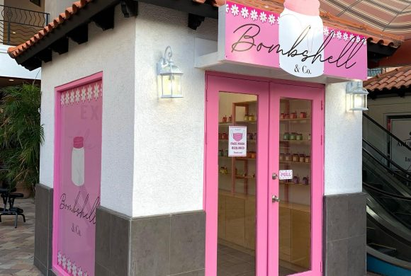 Bombshell & Co. Grand Opening