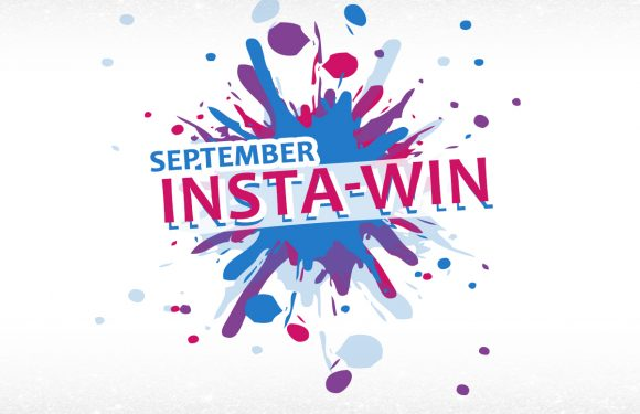 WIN Insta-Prizes This Month
